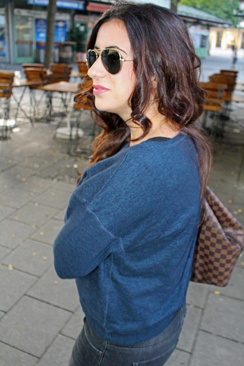 Moments of Fashion, Fashion Blog, München, Ray Ban, Louis Vuitton, Zara, H&M