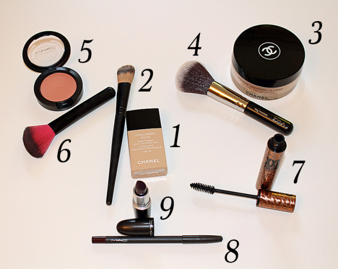 BEAUTY BASICS FOR AUTUMN