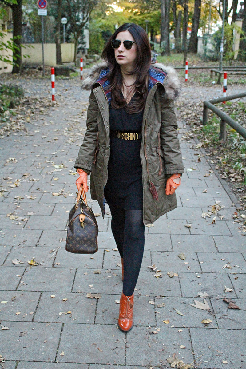 Moments of Fashion, München, Blog, Falke, Gamp, Hallhuber, Louis Vuitton, Moschino, Navyboot, Ray-Ban, Röckl