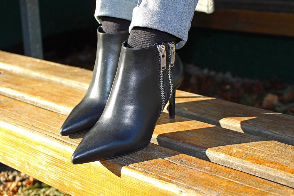 Moments of Fashion, München, Fashion Blog, Saint Laurent boots on Sunday