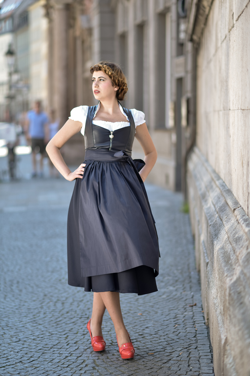 Moments of Fashion, München, Fashion Blog, Blue Bits
