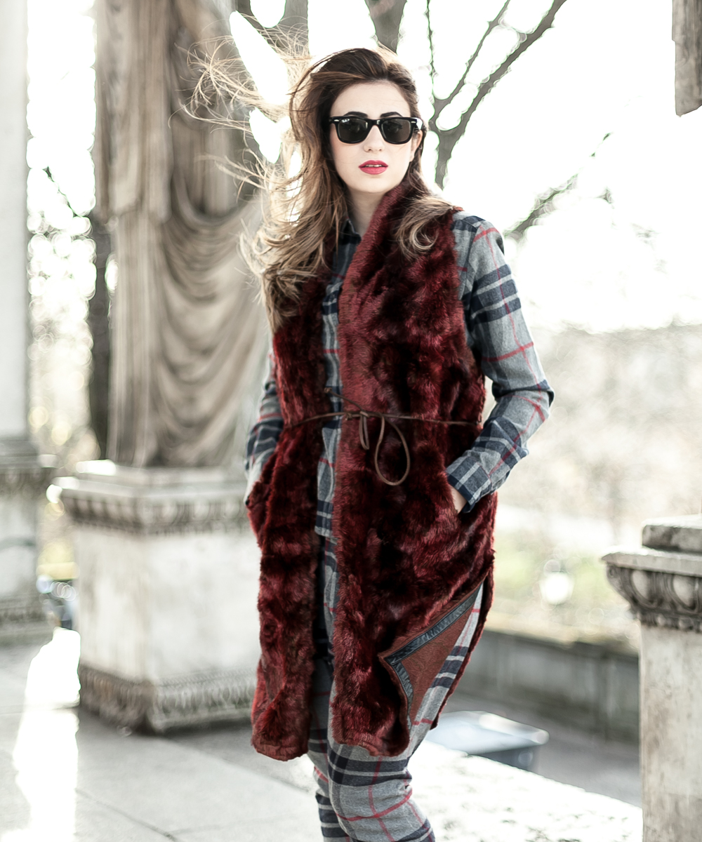 Moments of Fashion, München, Fashion Blog, 50 shades of red