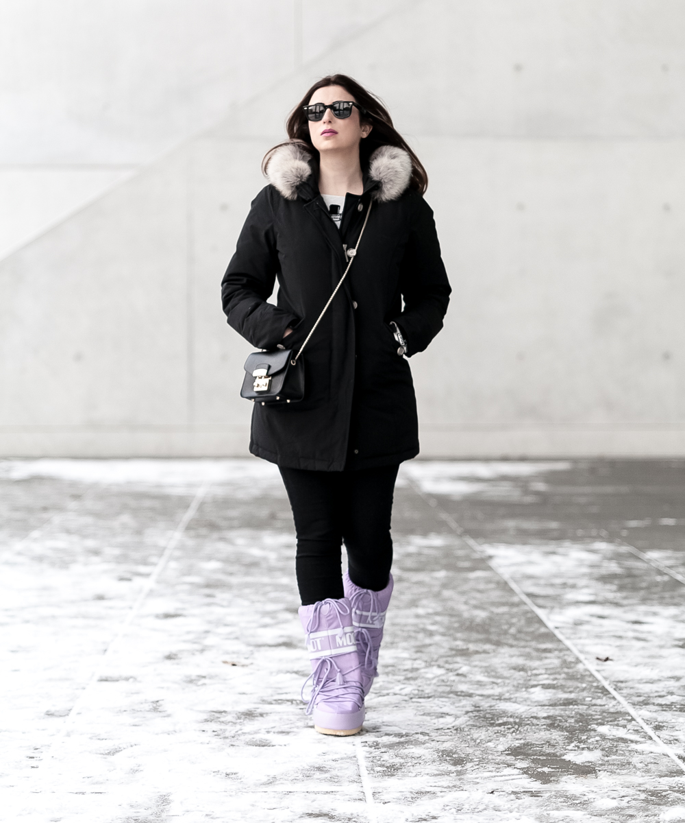 Moments of Fashion, München, Fashion Blog München, Catching the Snow