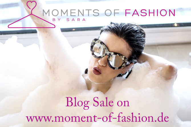 MOMENTS OF FASHION BLOGSALE