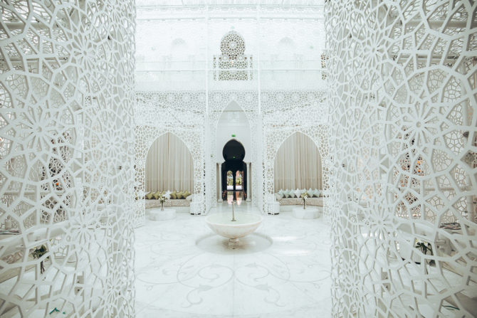 HOTEL ROYAL MANSOUR MARRAKECH